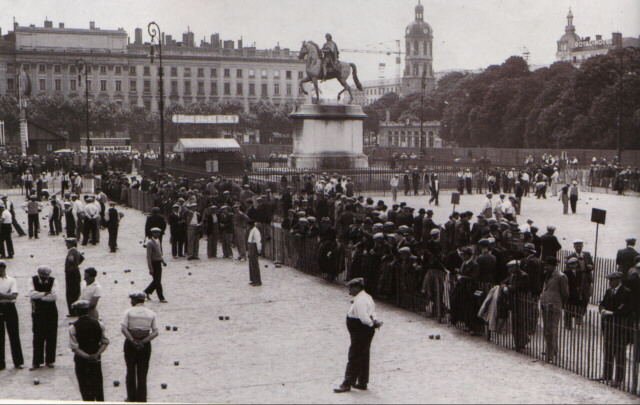 Bellecourt lyon boule