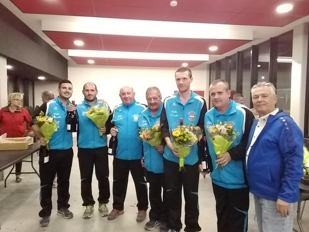 Equipe national a villefranche