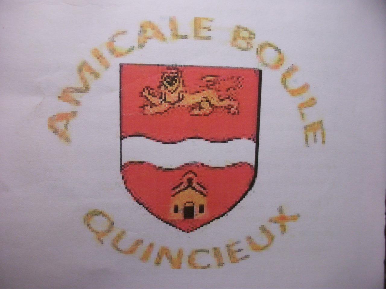 AMICALE BOULE DE QUINCIEUX